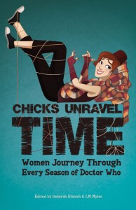 Chicks Unravel Time cover